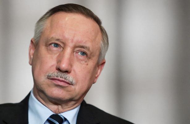 Беглов заявил обулучшении эпидситуации вПетербурге