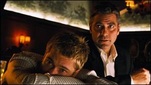 Питт опозорил Клуни наглазах целого города