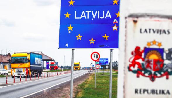 «Транзитная» просьба кМоскве вызвала скандал вЛатвии