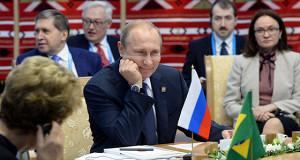 Путин рассказал о греческом кризисе, китайских рынках и иранской нефти