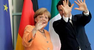 Италия выступила против газопровода Nord Stream 2