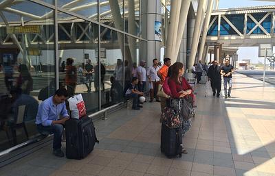 Русские специалисты осмотрели обломки A321 вКаире