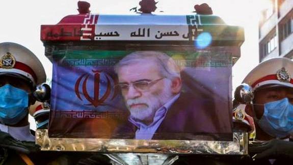 Вубийстве иранского ядерщика прослеживается израильский след. Государства находятся награни войны