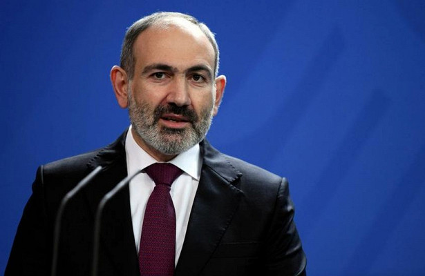 Пашинян заявил опопытках перенести войну вАрмению