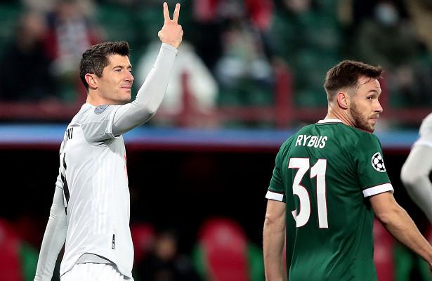 «Атлетико Мадрид»— «Бавария», 1декабря 2020 года, прогноз иставка наматч Лиги чемпионов