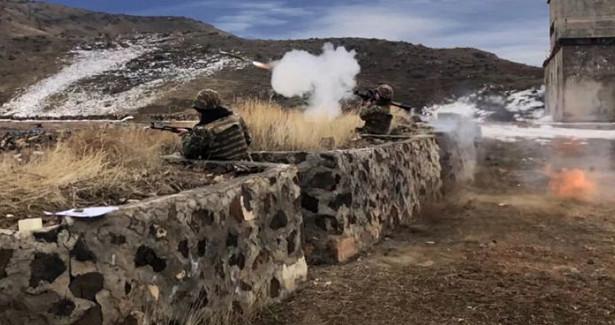 Азербайджан заявляет обуничтоженном армянском батальоне из400военнослужащих