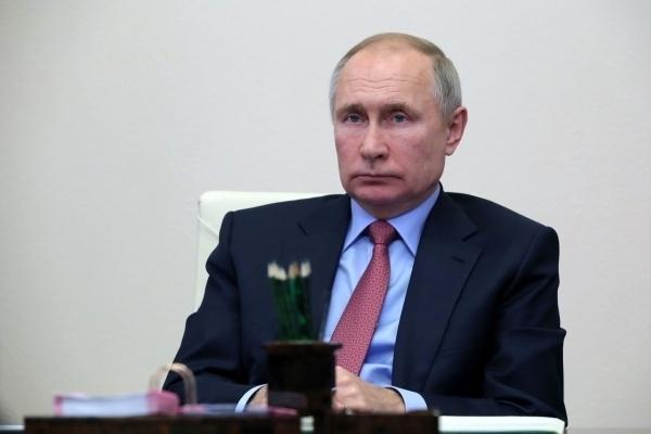 ВГосдуме предложили поместить портрет Путина накупюру
