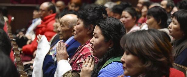 ВКызыле 22ноября состоится церемония интронизации Камбы-Ламы Тувы