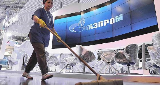 «Газпром» ворвался в тройку крупнейших энергетических компаний