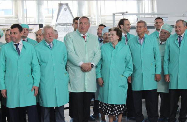 Россия налаживает производство новейших спутников