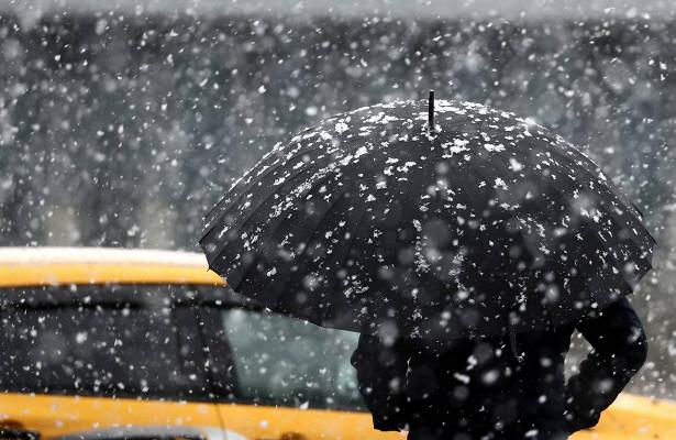ВМЧСпредупредили омокром снеге вМосковской области завтра