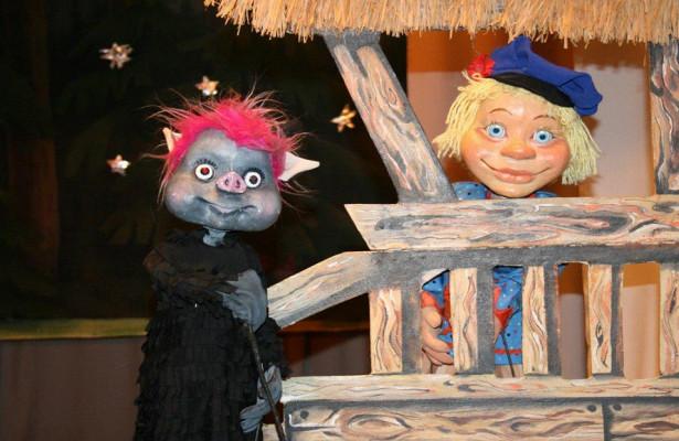 Кукольный спектакль посказке Льва Кузьмина покажут вбиблиотеке наЧистова