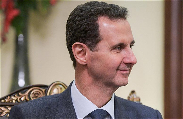 Путин поговорил сБашаром Асадом