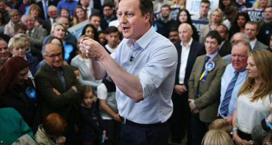 Победа консерваторов укрепила фунт