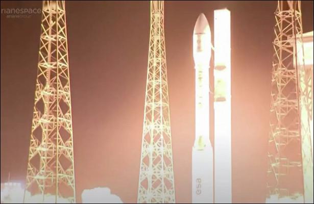 Эксперт прокомментировал неудачный запуск ракеты Vega