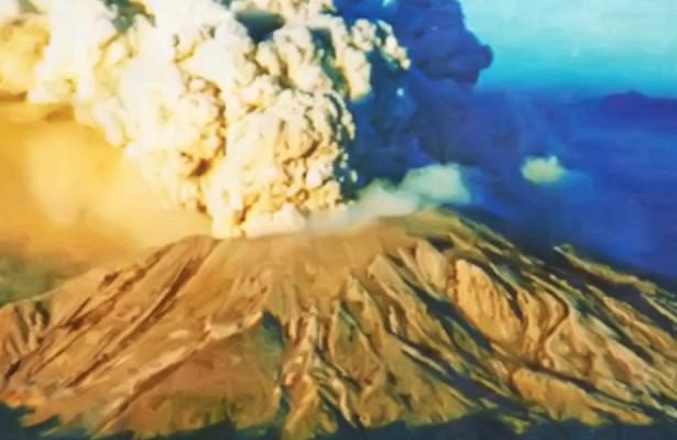 ВИталии началось извержение вулкана Этна (ФОТО ИВИДЕО)