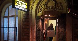 Raiffeisen может сократить бизнес в России