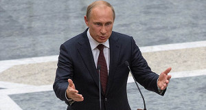 Путин пошутил о нехватке денег у министров на поездку в Давос