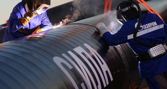 «Газпром» отменил крупный тендер на строительство «Силы Сибири»