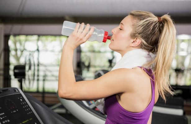 Чтонельзя пить после тренировок