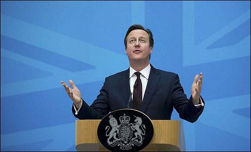 Нелегалы не поддаются британскому премьеру