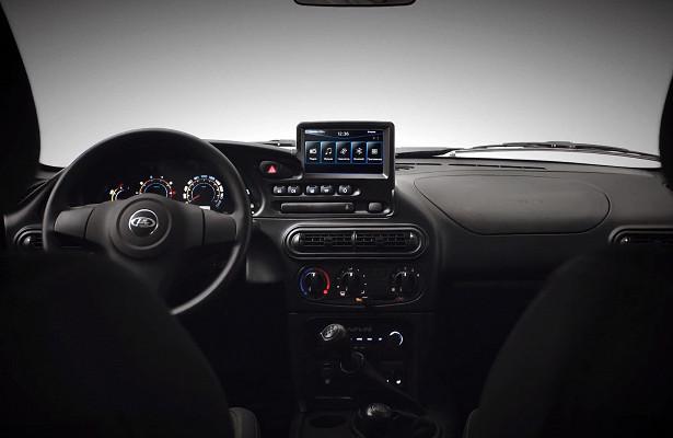 АвтоВАЗ показал салон новой Lada Niva