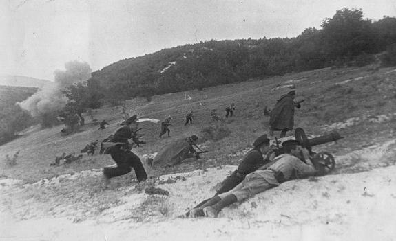 Сводка Совинформбюро за16ноября 1942 года