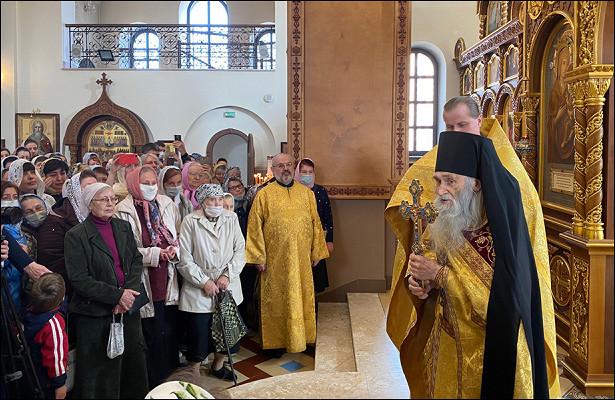 ВРязанскую область прибыл духовник патриарха Кирилла иОптиной пустыни Илий