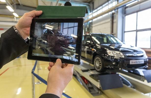 Минпромторг сократит использование импортной электроники вавто вРоссии