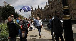В Англии насчитали более 250 тысяч бездомных