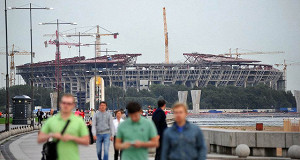 «Метрострой» построит метро до «Зенит-Арены»