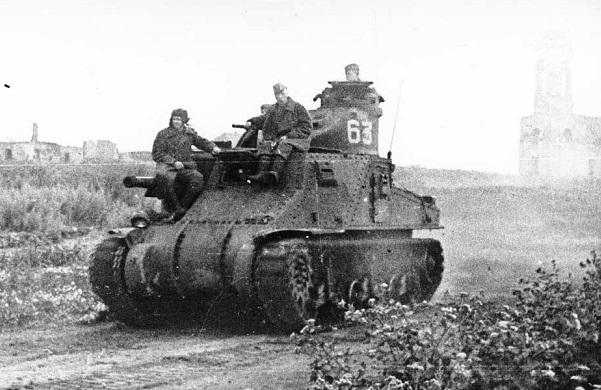 Почему советские танкисты нехотели воевать натанках США
