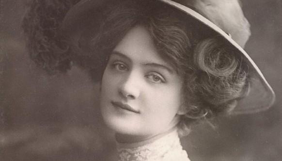 Жизнь каквспышка: каксложилась судьба самой фотографируемой девушки начала XXвека