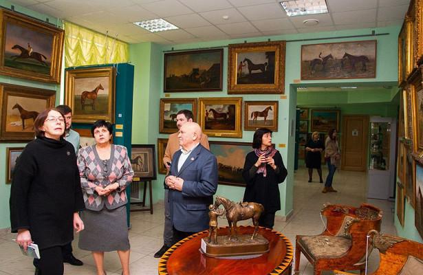 Тимирязевская академия иТретьяковская галерея договорились осотрудничестве