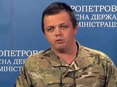 «Правый сектор» выдвинулся всторону Киева
