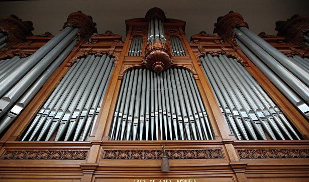ВМосковской консерватории состоится открытие органа Большого зала