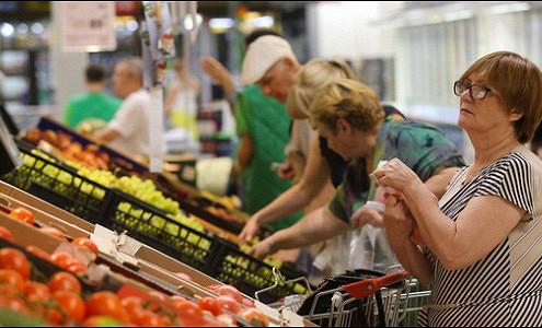 Продовольственные карточки могут получить 15–16 млн россиян