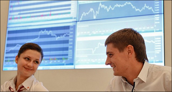Фондовые торги в РФ закрылись ростом