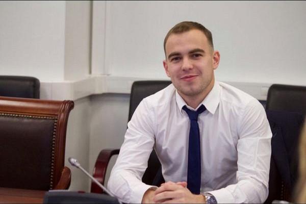 Студент ДВФУ впервые стал лауреатом всероссийского конкурса стипендий имени Анатолия Собчака