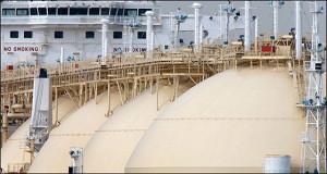В среду первый газ из США должен прибыть в Европу
