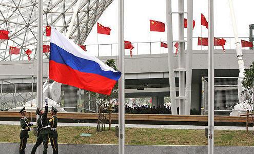 Торговый оборот России и Китая в 2015 году снизился на 28,6%
