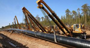 «Газпром» готовит трубы для «Силы Сибири – 2»