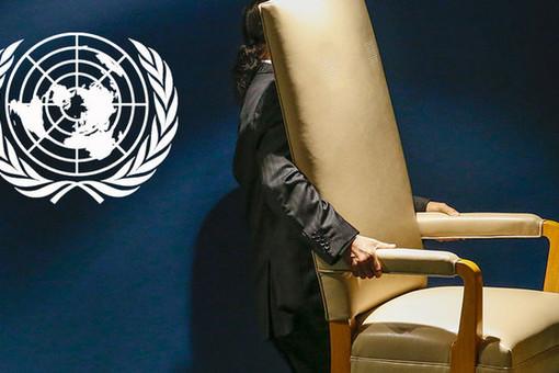 Россия снова попросит опереносе первого комитета ГАООН
