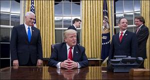Главы крупнейших компаний ополчились на Трампа из-за указа о беженцах