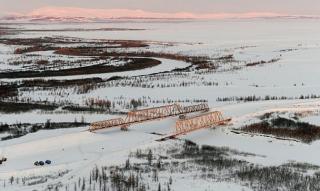 ВСалехарде данстарт проекту «Северный широтный ход»