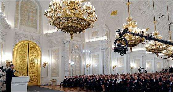 Путин предложил бизнесу решить главную задачу российской экономики