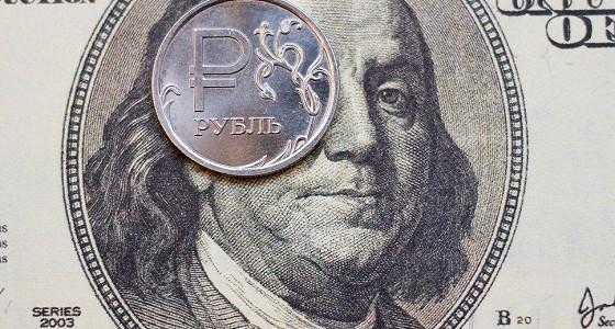 Рубль пошел дорогой нефти