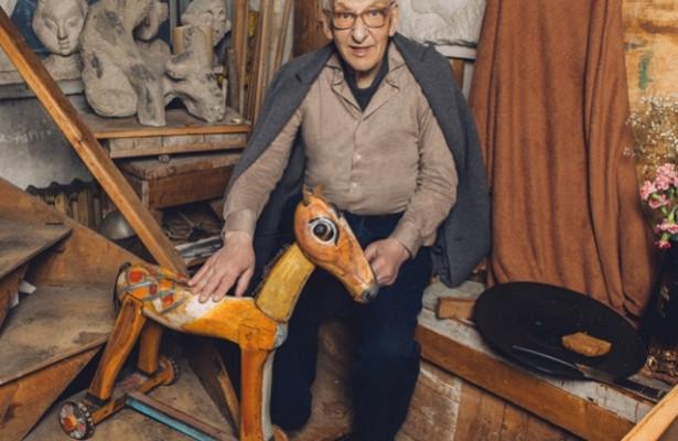 Какскульптор ЛевСморгон создал любимые советские игрушки