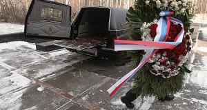 Стоимость похорон будет зависеть от времени года