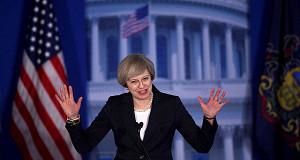 Тереза Мэй почувствовала давление со стороны России